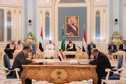 """وزير إماراتي يشيد بالدور السعودي لإنجاح """"اتفاق الرياض"""" وينتقد الإعلام القطري"""