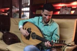 صلاح الاخفش يكمل عقد الفنانين المغادرين من كربلاء الحوثي في صنعاء
