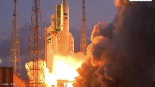 """بالصور.. انطلاق القمر الصناعي المصري """"طيبة 1"""""""