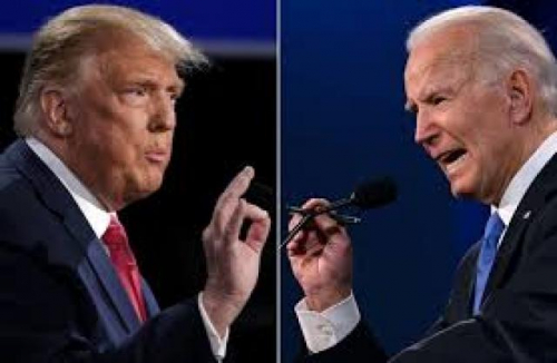 الإعلان عن الفائز والنتائج النهائية للإنتخابات الرئاسية الأمريكية بعد إعادة فرز الأصوات