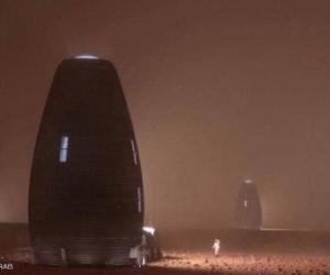 منازل مستوحاة من المريخ.. قابلة لإعادة التدوير وصديقة للبيئة