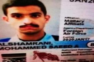 أول صورة للمتدرب السعودي الذي أطلق النار بقاعدة عسكرية أمريكية