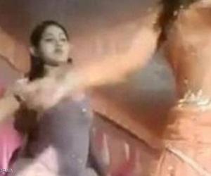 """رصاصة في وجه الراقصة تفسد الحفل.. وفيديو لـ""""جريمة الزفاف"""""""