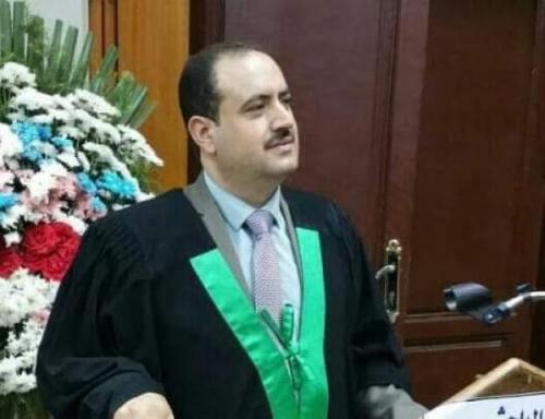 قاض يمني يعلن استقالته من السلك القضائي بشكل نهائي