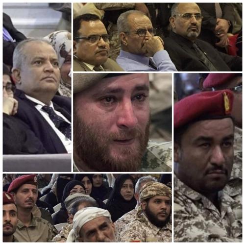 فلم وثائقي يبكي الحاضرين في مئوية الشهيد القائد أبو اليمامة بعدن