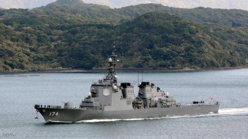 """قرار عسكري ياباني """"غير مسبوق"""" يمس الشرق الأوسط"""