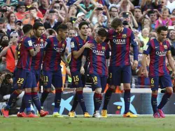 برشلونة تسخر من خسارة الريال