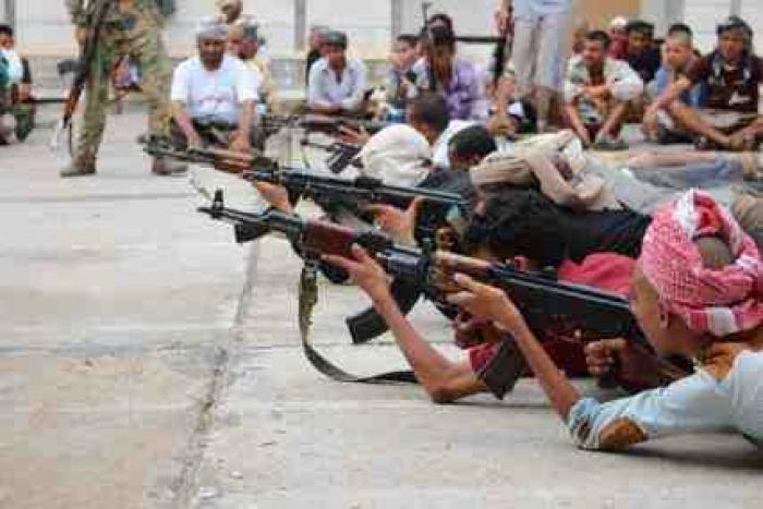عاجل : بيان هام صادر عن المقاومة الشعبية - تعز وموجه إلى إلى دول التحالف ؟