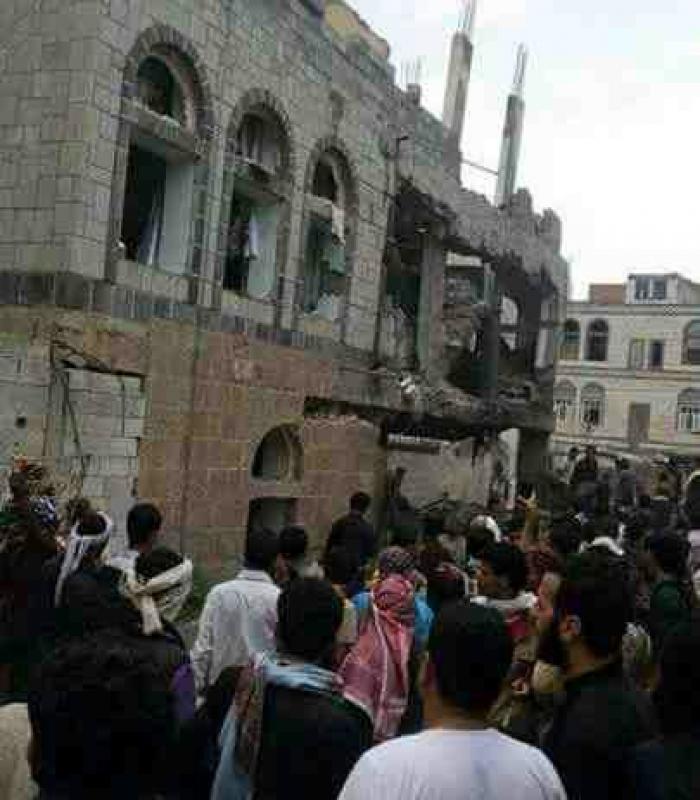"""تفجير المنازل يفجر ازمة بين الحوافيش في اب .. والمحافظ """"صلاح"""" يستقيل!!"""