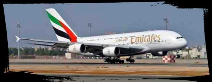 طيران الامارات يعلن عن اطول رحلة جوية في العالم