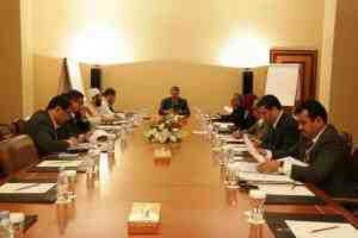 رياض ياسين : الحكومة ستعود كاملةالى عدن وتحرير صنعاء خلال أيام