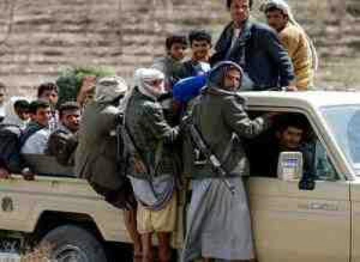 الحوثي يستعيد الرضمة بعد هروب الدعام