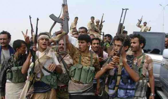 عاجل : هجوم حوثي فاشل في القفر والمخادر