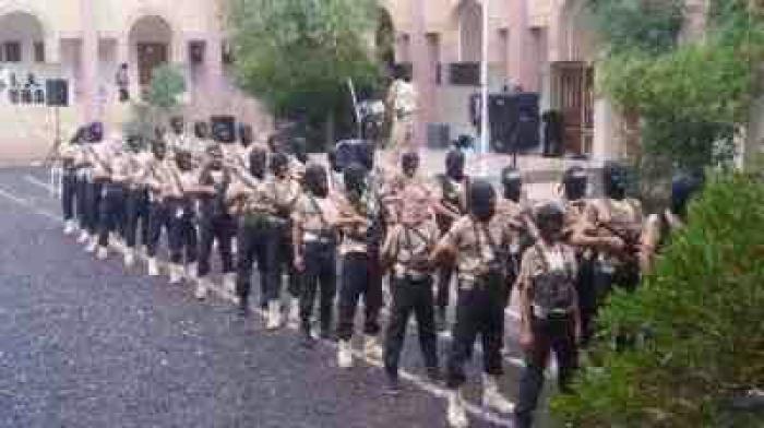 شاهد بالصورة قوات النخبة التي تستعد لتحرير ما تبقى من مواقع الحوثيين وحلفاءهم بتعز