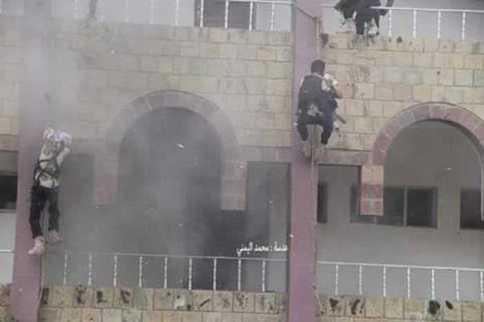 عاجل.. نار تعز تقترب من إب وهروب جماعي لمليشيات الحوثي