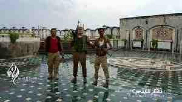 """انظر الصورة  التي أبكت الرئيس السابق""""صالح"""" وجعلته يعض أصابع الندم على تحالفه مع الحوثي"""
