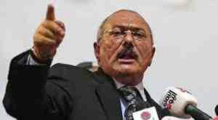 المخلوع صالح : سنفتح ابواب صنعاءللرئيس هادي في حالة طبق هذا الخطوة في عدن ؟؟