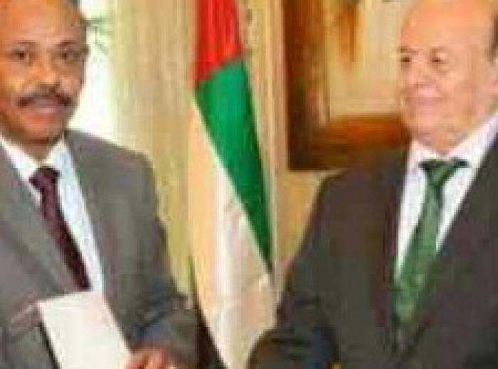 مستشار هادي يكشف خدعة تحرير عدن
