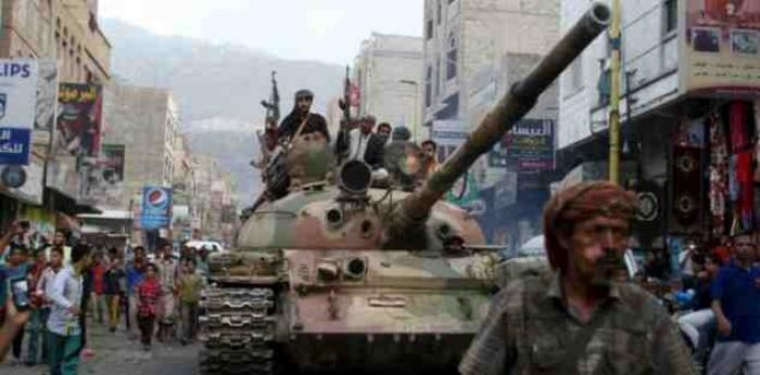 استمرار الاشتباكات مع الحوثيين