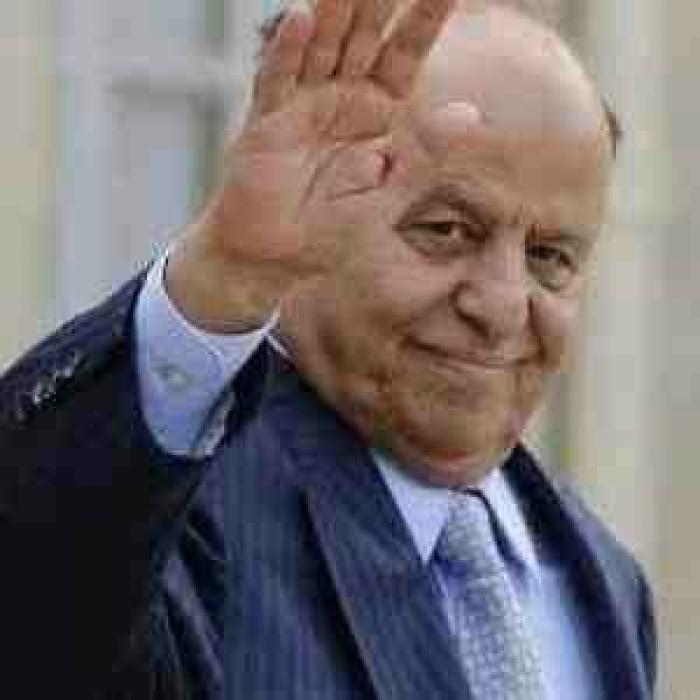 القدس العربي: تكشف اهم بنود مبادرة الرئيس هادي للسلام في اليمن