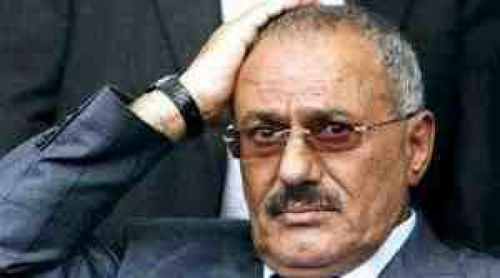 صالح يتبع حيلة خطيرة للعودة الى تعز