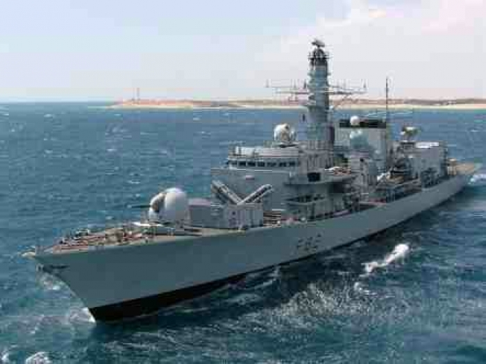 )قادش( احدث القطع البحرية في البحر الأحمر