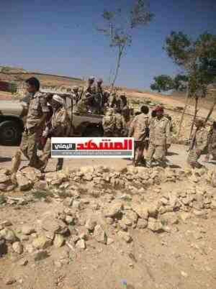 انباء عن دعم عربي للواء العمالقة في مواجهة الحوثي