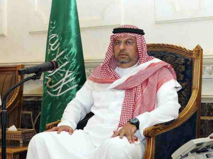 """امير الرياضة السعودية يستقبل المسؤول الاسيوي الكبير """" حميد شيباني"""""""