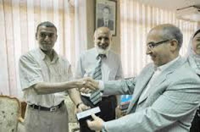 تفاصيل اختطاف نائب رئيس جامعة تعز في عدن (صورة)