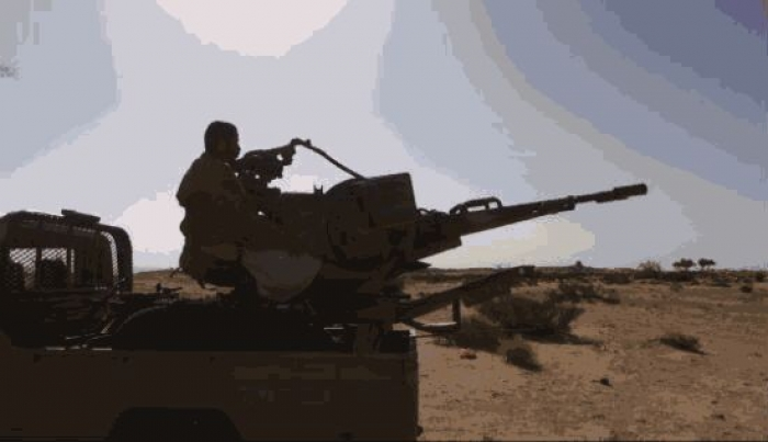 الحوثيون يعترفون بخسارة مواقع استراتيجبة ويدعون أنصارهم للصمود والاستعدا