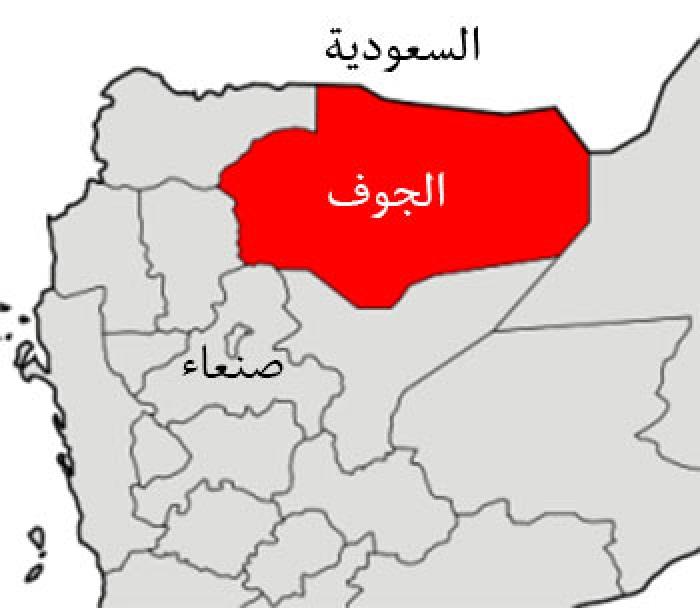 """المقاومة والجيش يدخلان معقل الحوثيين في الجوف ويسيطران على معسكر """"الخنجر"""""""