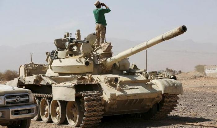 """مراسل الجزيرة : يوضح حقيقة المعارك الدائرة في نهم شرق العاصمة صنعاء """"تفاصيل"""""""