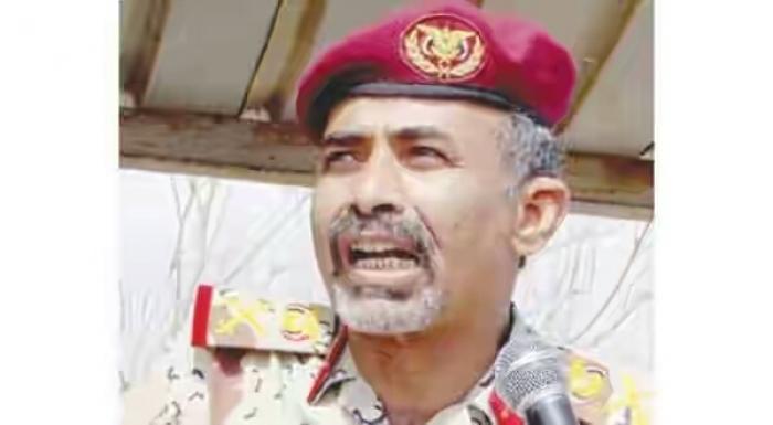 الحوثيون بهددون بإبادة سكان تعز ...ووزير يمني يكشف صور حديثة لوزير الدفاع الصبيحي