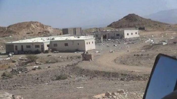 هااام : منجم الذهب في صنعاء اصبح تحت حماية الجيش الوطني (صور)