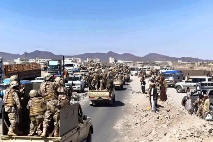 سقوط معسكر للحرس الجمهوري في بني الحارث بالقرب من العاصمة بأيدي المقاومة