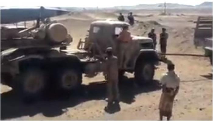 شاهد بالفيديو: زامل جديد للمقاومة..  جايين يا صنعــاء