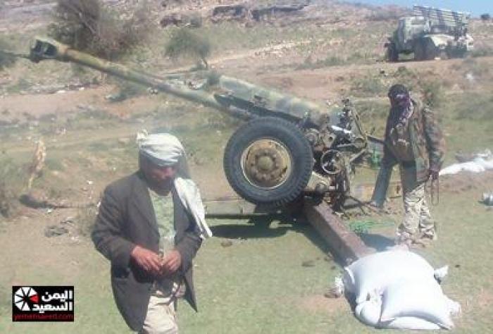 الضالع :مواجهات عنيفة في مريس والمقاومة تصد هجوماً للمليشيا ومقتل أحد قيادات الحوثيين