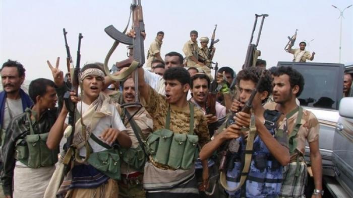 بالاسم: هؤلاء هم قادة المقاومة في أكبر جبهة حرب باليمن