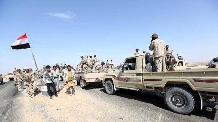 كسر أولى تحصينات المليشيات إلى صنعاء واسقاط ثلاثة معسكرات