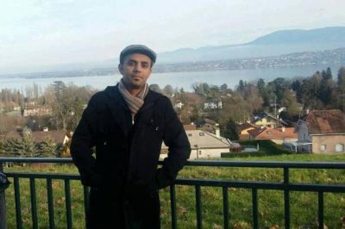 صحفي رافق وفد الشرعية الى جنيف يتلقى تهديد بالقتل ان هو عاد الى اليمن