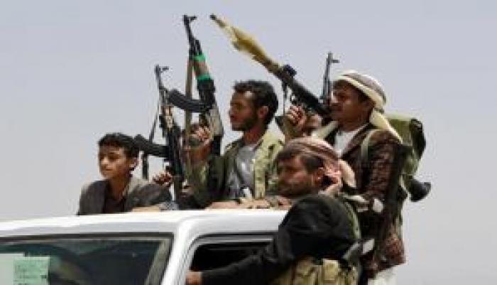 قصة بطولة وذكاء : جندي في الجيش الوطني أسر 9  من المسلحين الحوثي وهو بدون سلاح