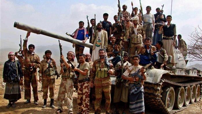 """بعد السيطرة على """"نهم"""" المقاومة تواصل تقدمها فى صنعاء"""