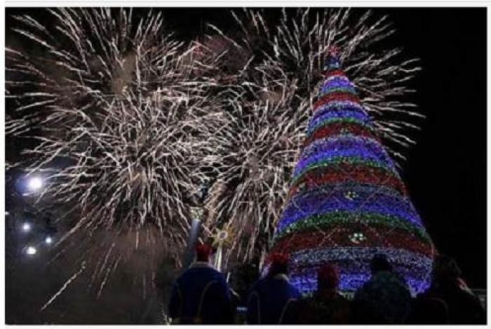 """ماهي الدولة االعربية التي حظرت مؤخرا الإحتفال بـ""""الكريسماس"""" ؟!"""