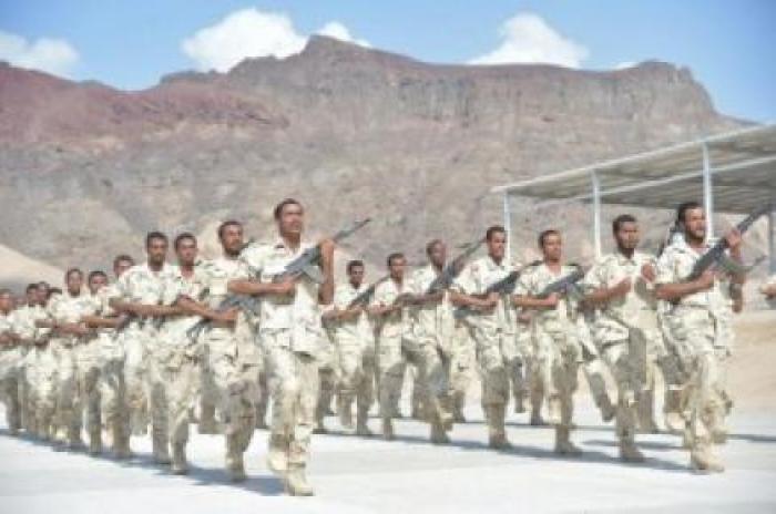 تخرج دفعة جديدة من أفراد المقاومة في عدن