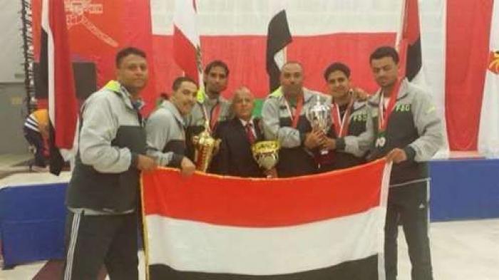 المنتخب اليمني للطاولة يحصد المركز الثاني عربيا بمنافسات البطولة الجامعية