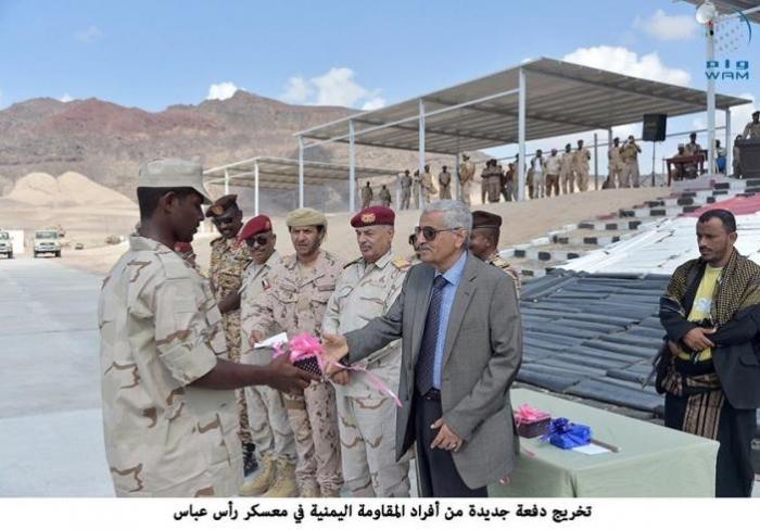 اللواء حسين عرب : نبني جيشا وطنيا يمثل اليمن الاتحادي