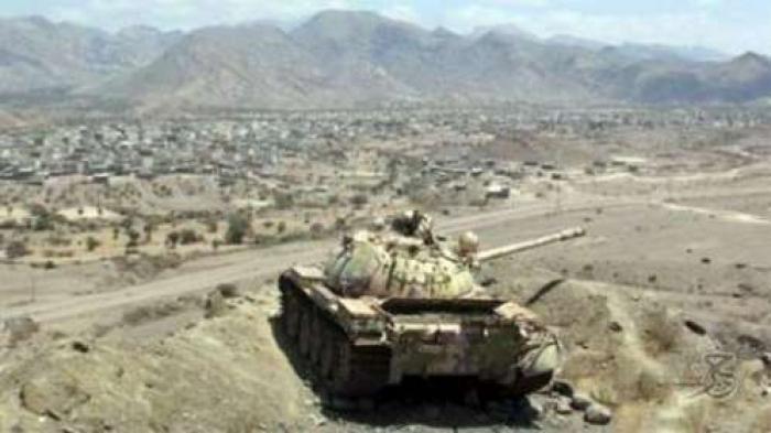 مقاومة صنعاء تفشل هجوم حوثي لإستعادة جبل صُلب بفرضة نهم