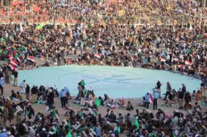 هذا ما انفقه الحوثي على احتفالات ميد النبي .. من الخزينة العامة للدولة