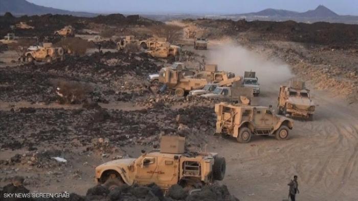 أسر قيادات عسكرية موالية للحوثيين في مديرية حرض الحدودية .. تفاصيل خاصة
