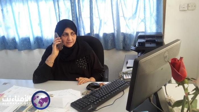 """مديرة مكتب """"اليمنية"""" بكريتر توضح أسباب إلزام المسافرين الى الأردن باصطحاب عائلاتهم"""
